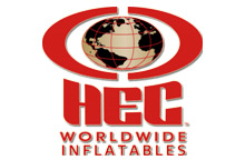 HEC Worldwide Inflatables Logo